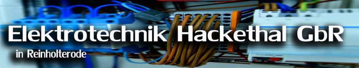 Elektrotechnik Hackethal GbR